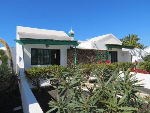 Bungalow with 1 bedroom - Playa Blanca